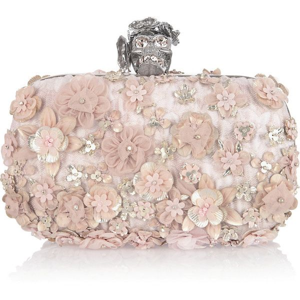 VIDA Statement Clutch - Rosy posy purple by VIDA GwQRL