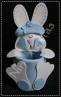 Tarro conejo