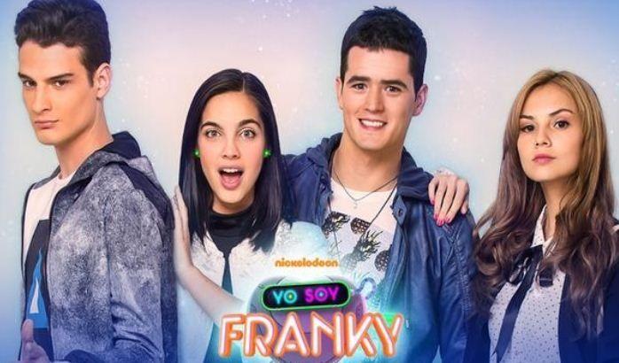 Yo soy Franky- Nickelodeon