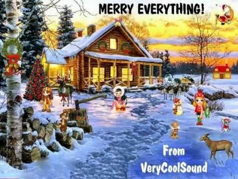 50 years ago this holiday 12-1964  - The Beach Boys Christmas LP was climbing the charts ---  here's 'Frosty The Snow Man' from American's Band