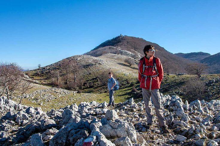 Monte Croce di Capreo | I montagnini