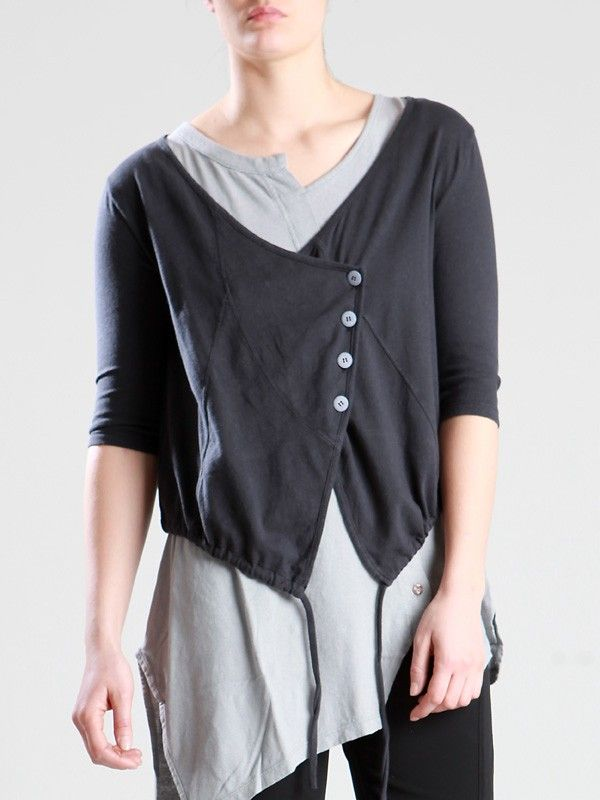COTTON-LINEN CARDIGAN - JACKETS, JUMPSUITS, DRESSES, TROUSERS, SKIRTS, JERSEY, KNITWEAR, ACCESORIES - Woman -