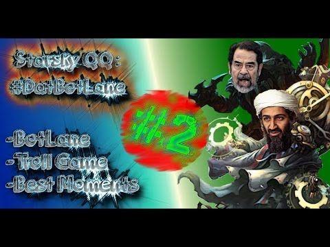 #DatBotlane - Osama Zilean & Saddam Rengar [Best Moment] ITA