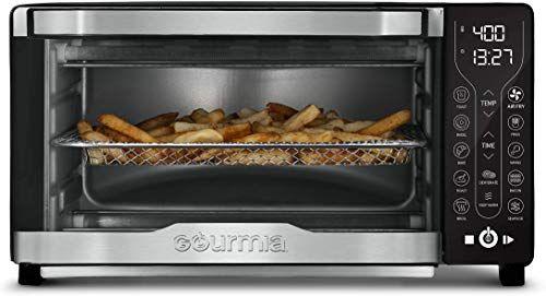 Best Seller Gourmia Gtf7355 12 In 1 Multi Function Digital Air