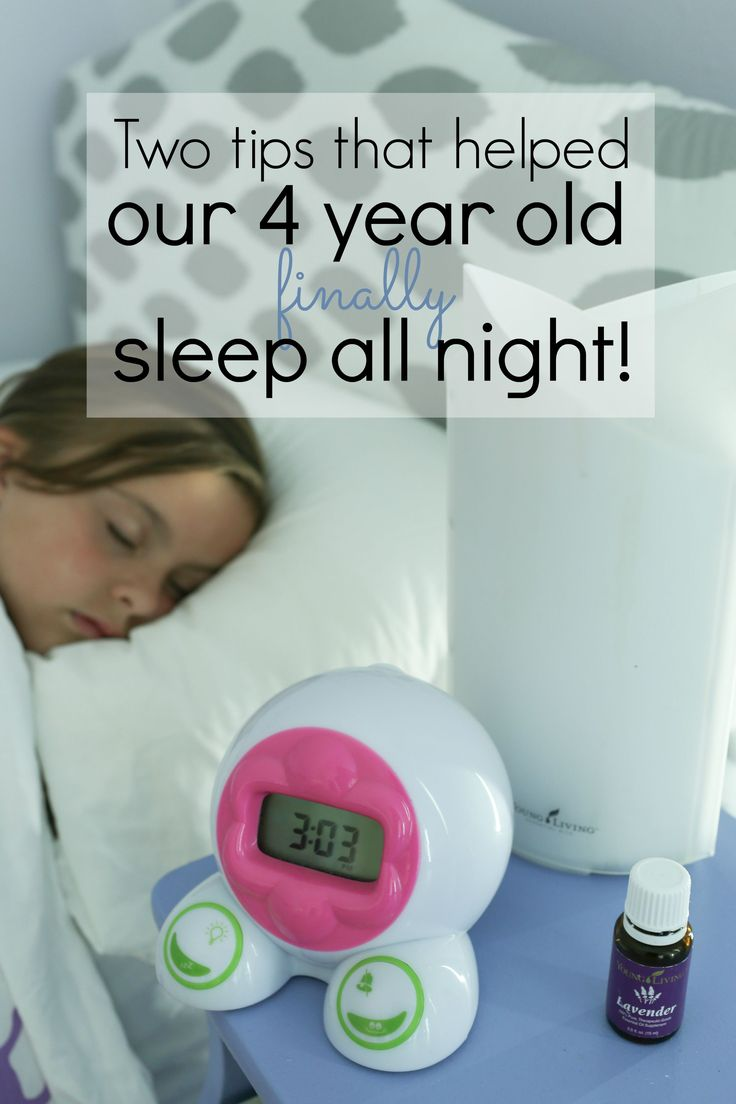 Two tips that helped our 4 year old finally learn to sleep all night!  And they still help her two years later!   www.thedempsterlogbook.com