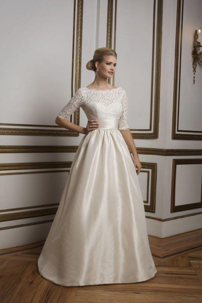 Braut ältere standesamtkleid für kurze Brautkleider