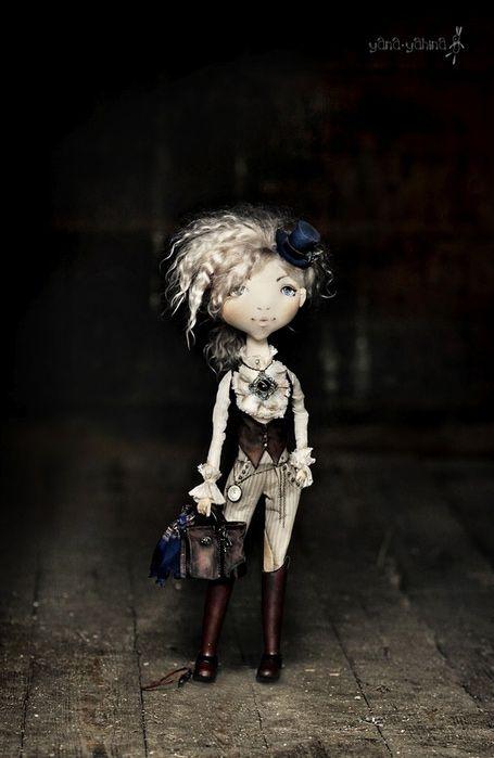 чудесные куклы от Яны Яхиной. Обсуждение на LiveInternet - Российский Сервис Онлайн-Дневников