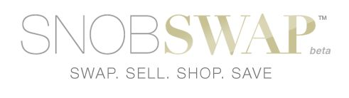 SNOBSWAP | Shop & Sell Designer Clothes, Handbags, Shoes | Luxury Consignment Online Need to remember this site when I'm cleaning out my closet!