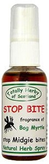 Totally Herby Stop Bite Natural Midge (no seeums/sandflies) Repellent