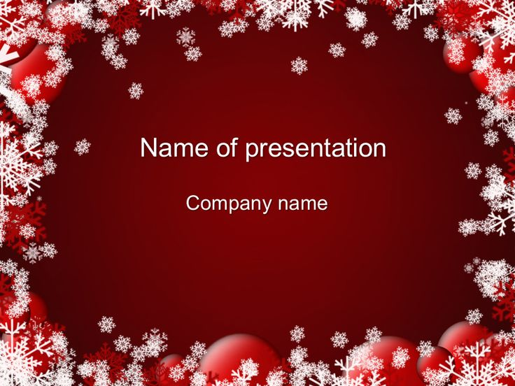 94 best Powerpoint Templates images – Winter Powerpoint Template