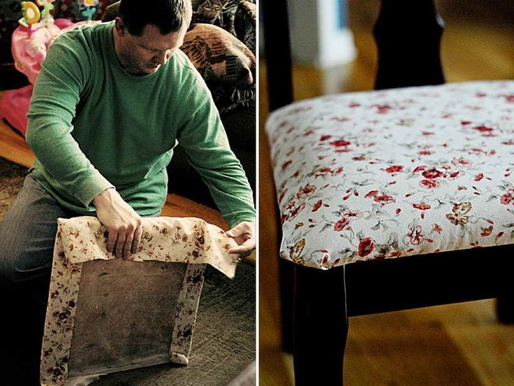 How to Reupholster a Dining Room Chair in a Convenient Manner: How To Reupholster A Dining Room Chair Steps ~ gamesbadge.com Furniture Inspiration