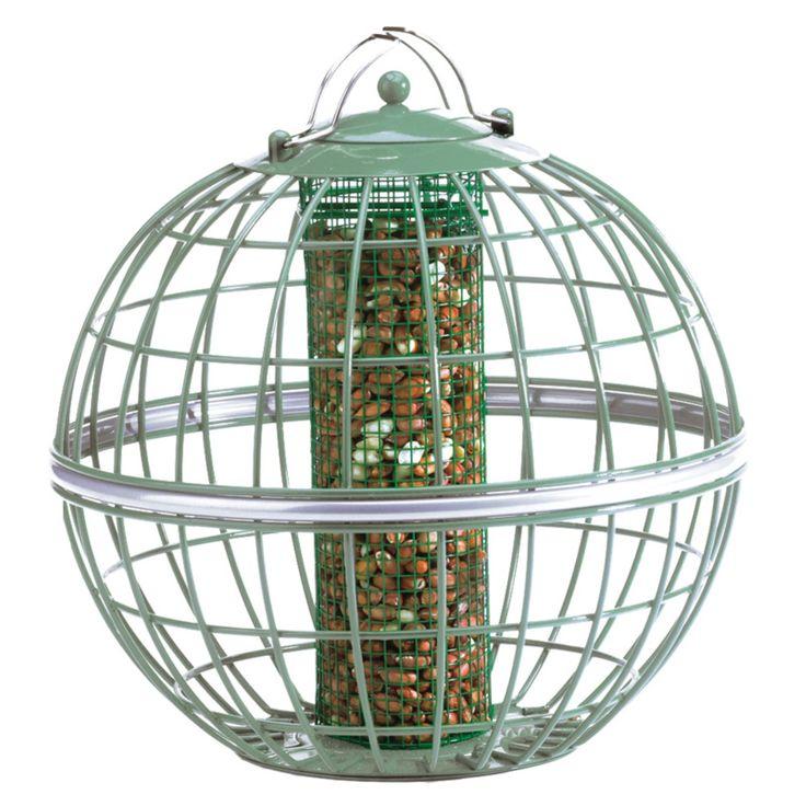 Gardman Globe Peanut & Sunflower Seed Feeder - 0862-0585