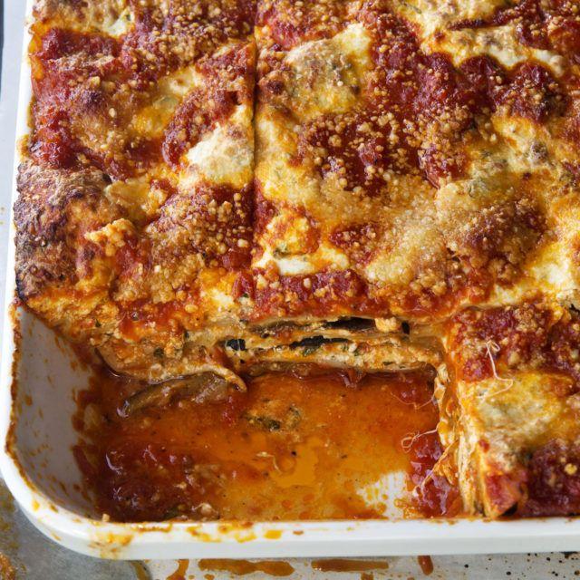 Roasted Vegetable Lasagna - Barefoot Contessa