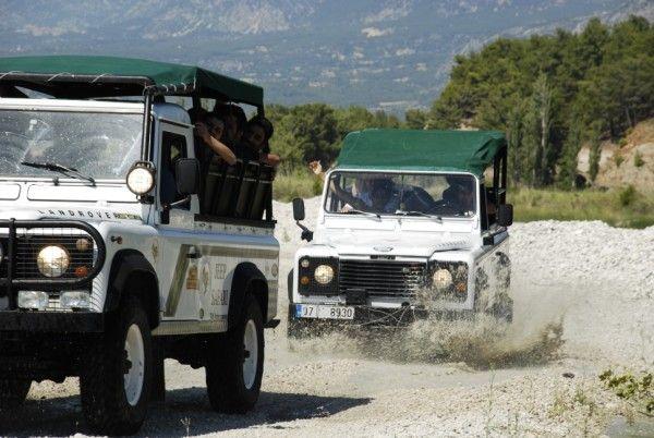 uzungöl'de Safari