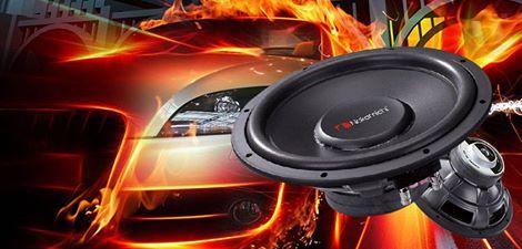 Extreme Sound!  #NakamichiSA #Subwoofer #CarAudio
