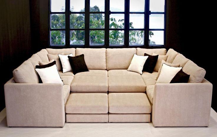 POD sectional sofa