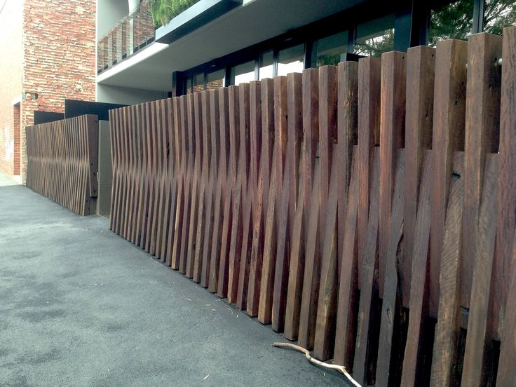459 best images about fences screens dividers on for Front garden fence designs
