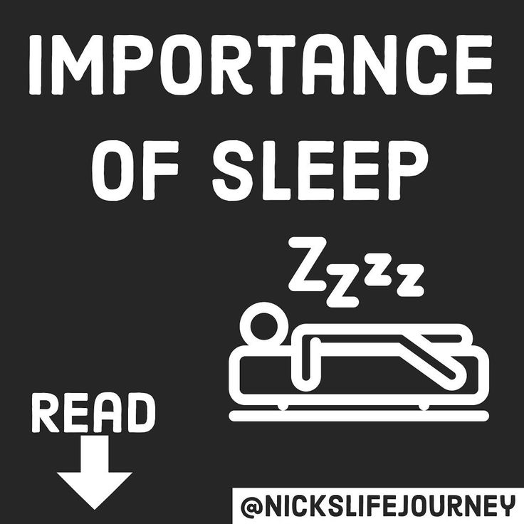 Yes, working hard and achieving goals is important, but there's another side of the spectrum that is highly overlooked… sleep. I used to think whe…