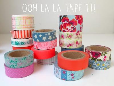 Washi tape @ HEMA