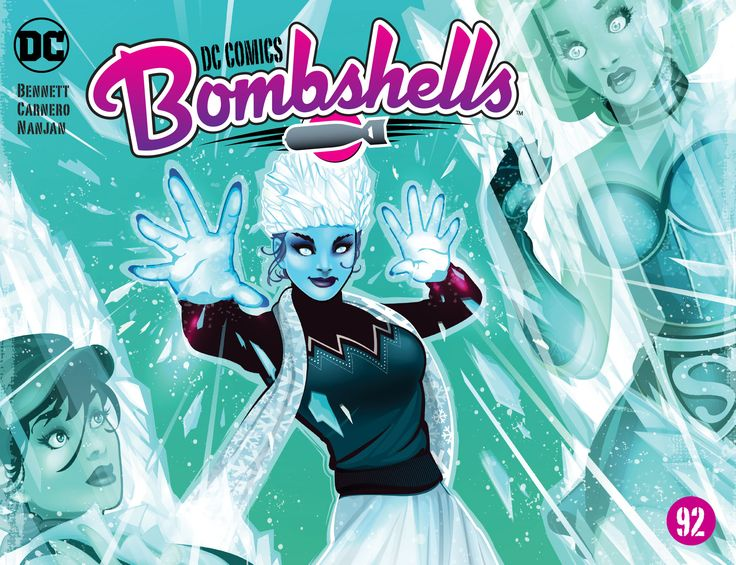 DC Comics: Bombshells Issue #92 - Read DC Comics: Bombshells Issue #92 comic online in high quality