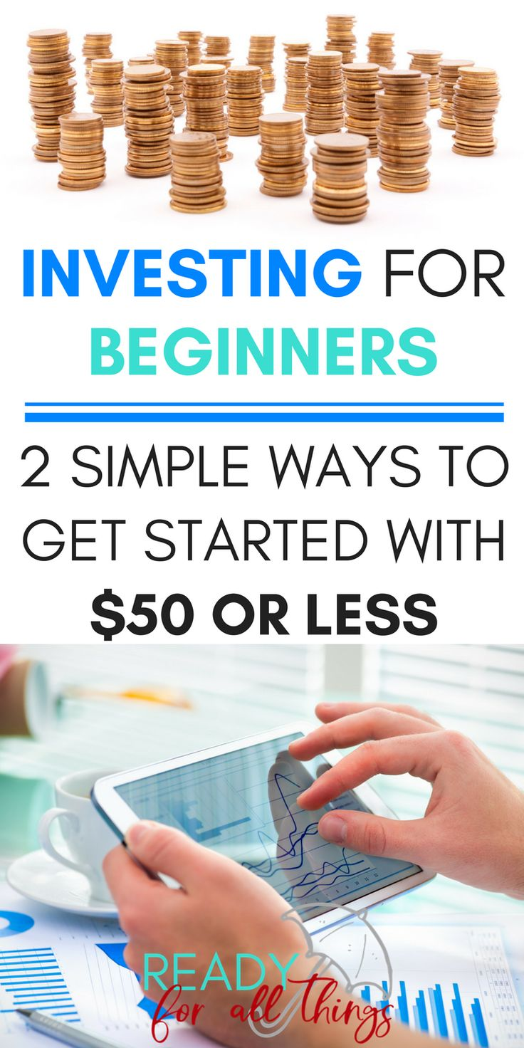 Investing for beginners can be easy and fun! With as little as $5, you can start investing as an amazing way to make passive income! Every millennial will appreciate these 2 easy ways to make an impact on the world with investments. #investment #investing #money