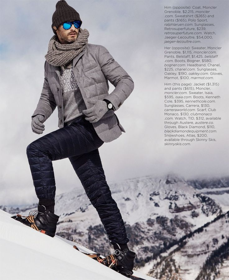 After appearing in a winter themed outing for El Palacio de Hierro, Ben Hill returns to the spotlight as he stars in a luxurious editorial for Luxury magazine. Photographed by Dean Isidro, Ben is ready for ski season as he embraces refined menswear. Styled by Christopher Campbell, Ben is front and center as he dons …