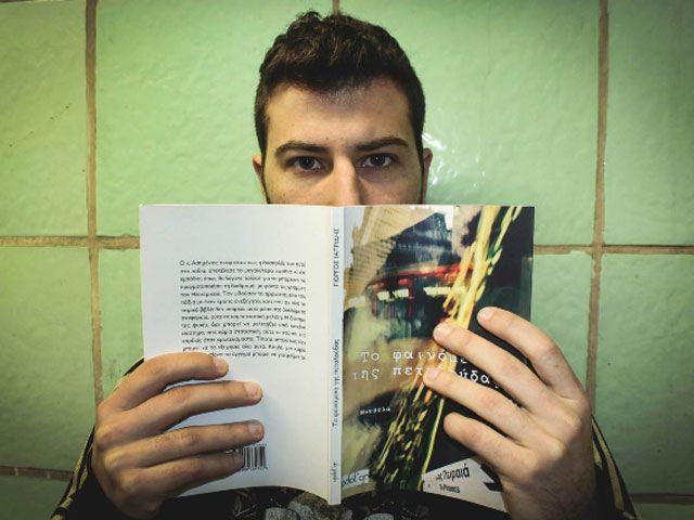 Στο Γραμμόφωνο του Γιώργου Ιατρίδη παίζουν ιστορίες