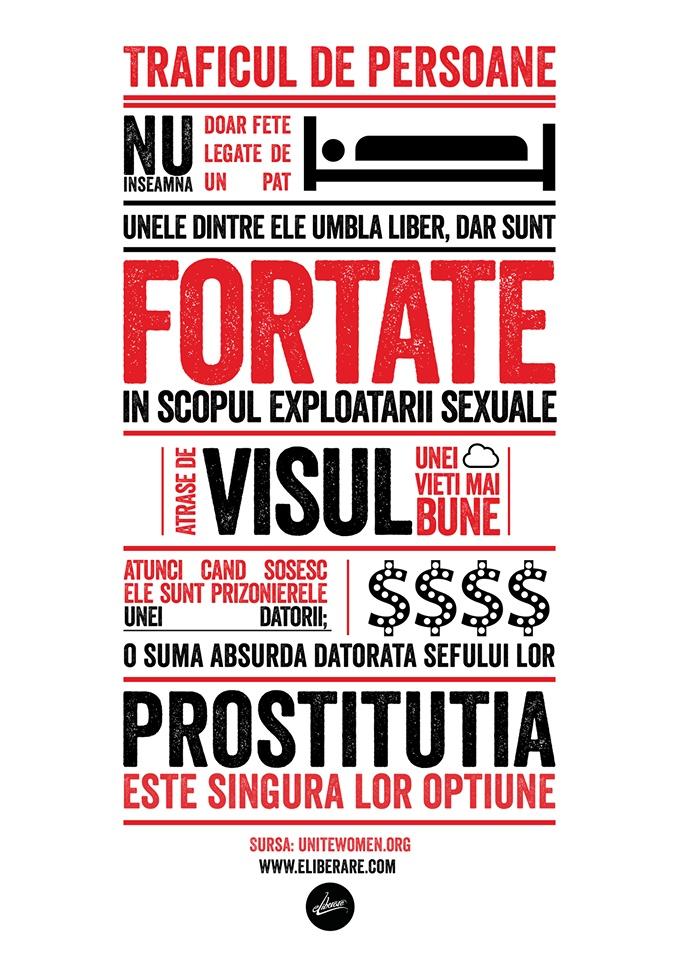 Ce este traficul de persoane?