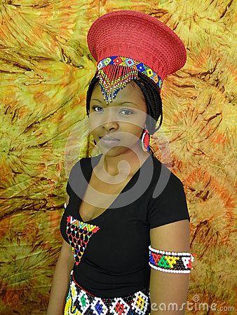 Zulu Bride Makoti