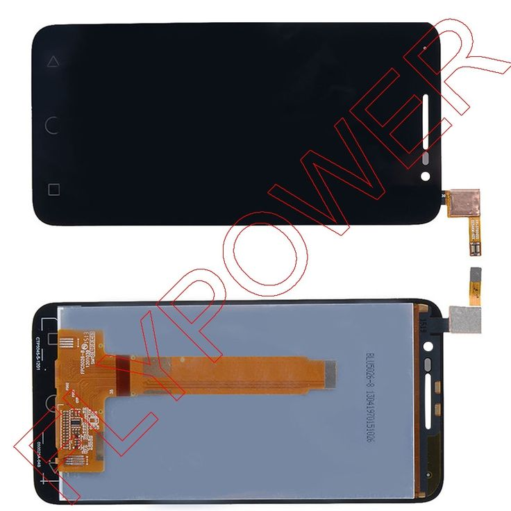 32.90$  Watch here - http://aiwez.worlditems.win/all/product.php?id=32745645452 - 100% Warranty LCD Screen Display With Touch Screen Digitizer Assembly For Alcatel Vodafone Smart Prime 6 VF895 VAJ20 T18 0.25