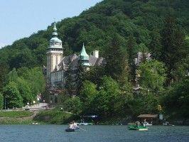 Lillafüred - a magyar Tempe