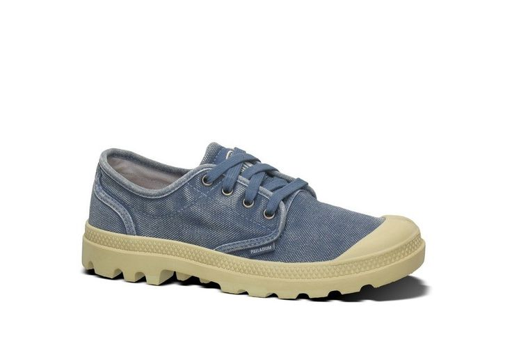 legendarische Palladium Pampa Oxford (Blauw)