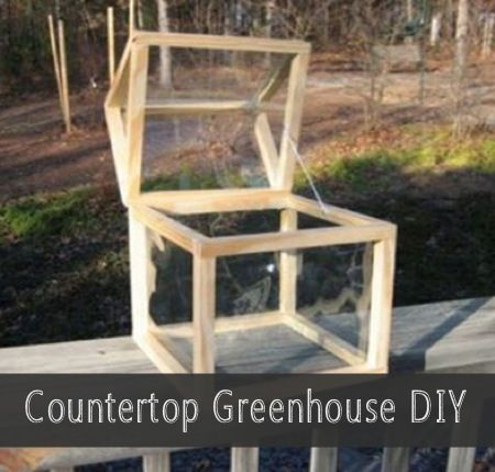 If you are a small time gardener and want to keep things going during the cold months, this countertop greenhouse may be just the thing for you. As well, this may be the perfect size of greenhouse you need at home for starting and safe-keeping young seedlings. Or, perhaps you'd benefit from an indoor greenhouse …