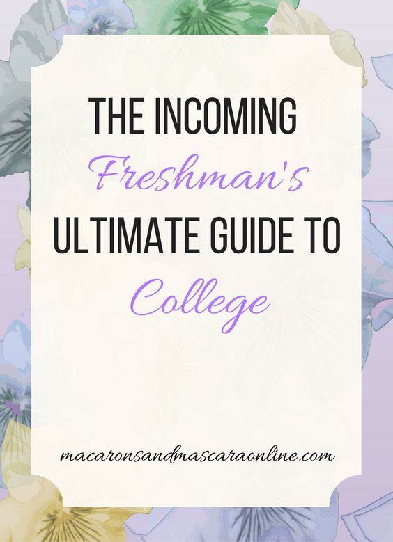 the ways to increase the success of incoming college freshmen The role of mentoring in college access and success given the urgent need to increase access to and success in college  recommendations for ways in which college.