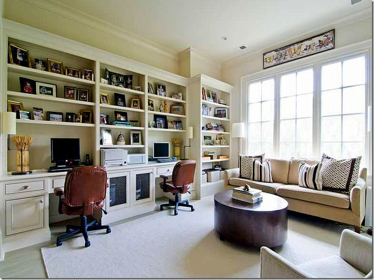 Family office / library: