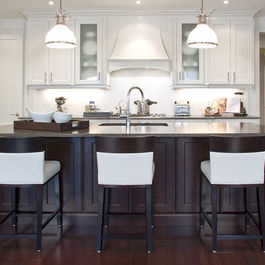 Black Bottom And White Top Kitchen Cabinets black bottom cabinets, white top cabinets - kitchen cabinets