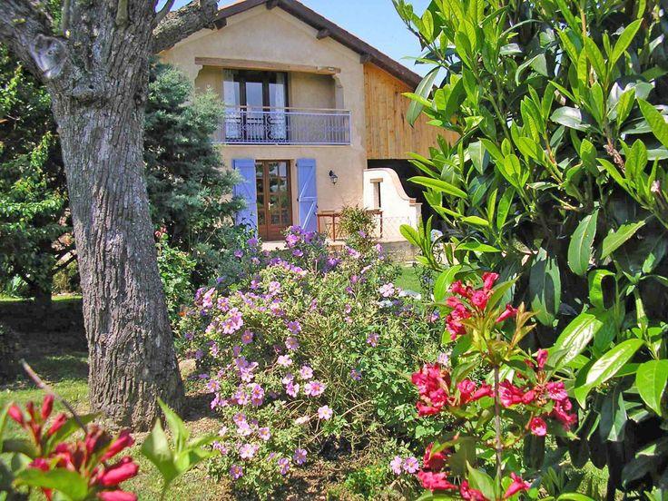 Gascogne, gîte rural dans le Gers, à Boduer à Moncorneil-Grazan #gascony #gascogne #gers
