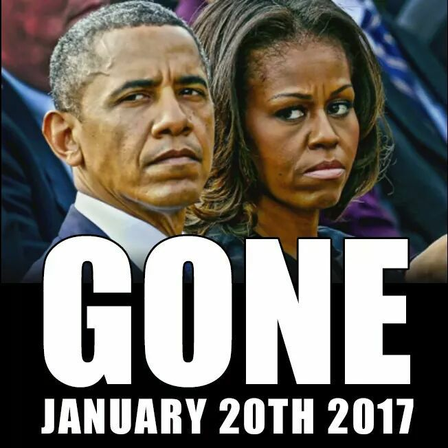 Thank God this Evil is out of the whitehouse..... you may have fooled many but I can see the evil in your eyes