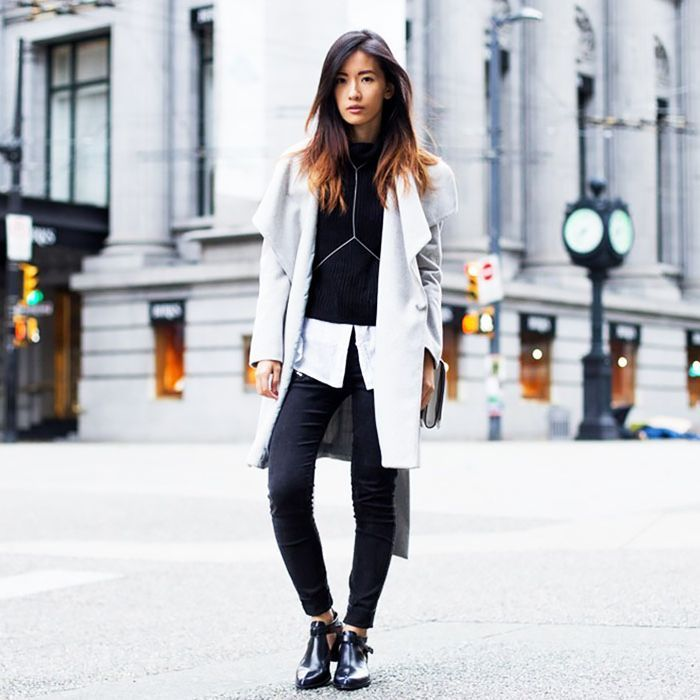 50 Awesome Outfit Ideas for Cold Weather via @WhoWhatWearUK