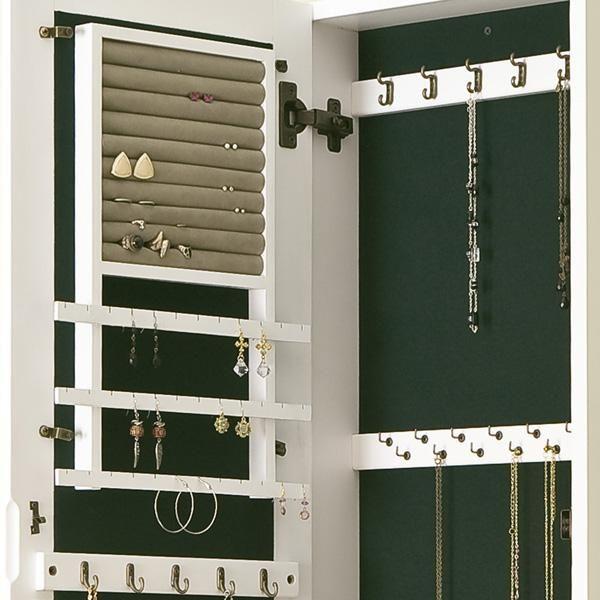 Wall Mirror Jewelry Cabinet best 25+ mirror jewelry storage ideas on pinterest | jewelry