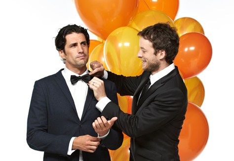 Going for Gold - Hamish and Andy - 2013 Logies
