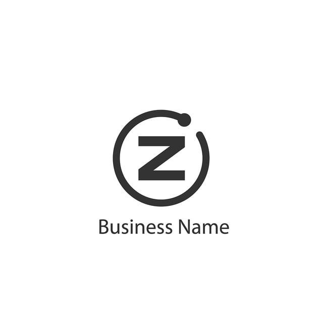 شعار قوالب حرف زد Logo Templates Lettering Business Names
