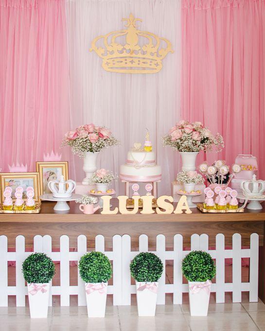A Festa da Princesa Luisa