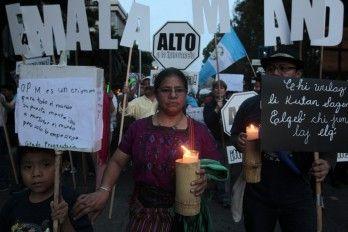 La Justicia De Guatemala Acorrala Por Corrupción A Los Tres Poderes Estatales