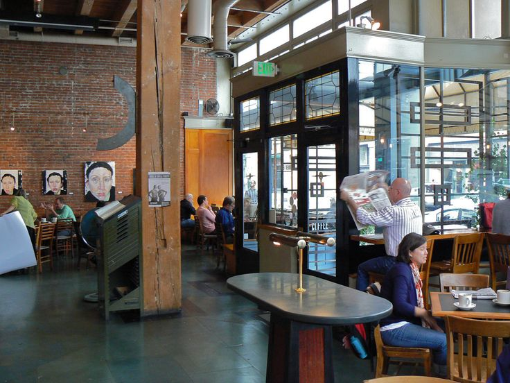 Zeitgeist Kunst & Kaffee, S Jackson St | Flickr - Photo Sharing!