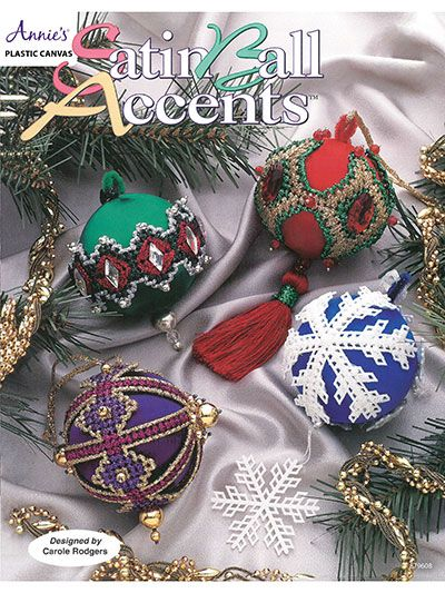 330 best Embroidered Christmas Ornaments images on Pinterest