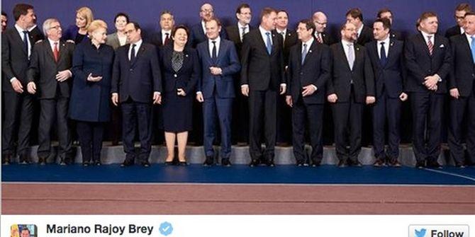 EU prime ministers