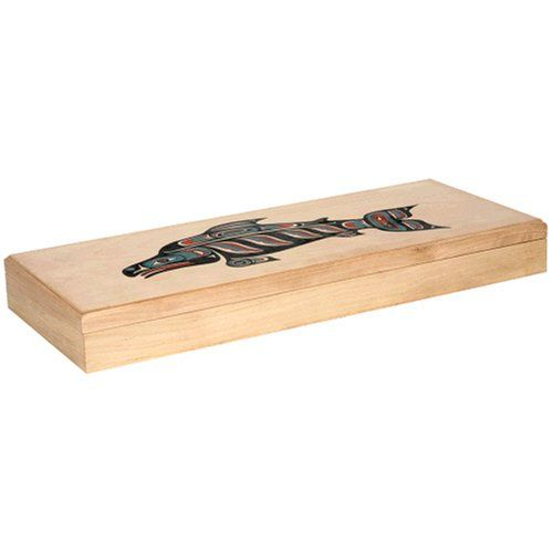 Alaska Smokehouse Smoked Salmon Fillet in Wood Gift Box 16 oz. Assorted Designs $20.91  sc 1 st  Pinterest & 60 best Gourmet Seafood Gifts images on Pinterest | Food gifts ... Aboutintivar.Com