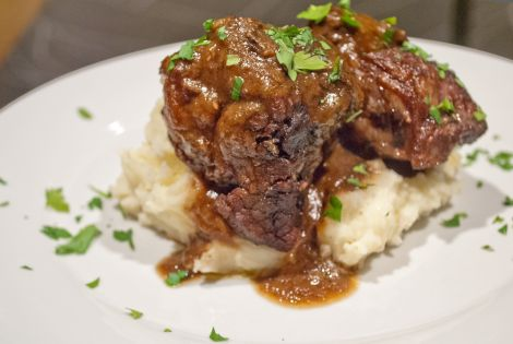 how to make beef shank tender