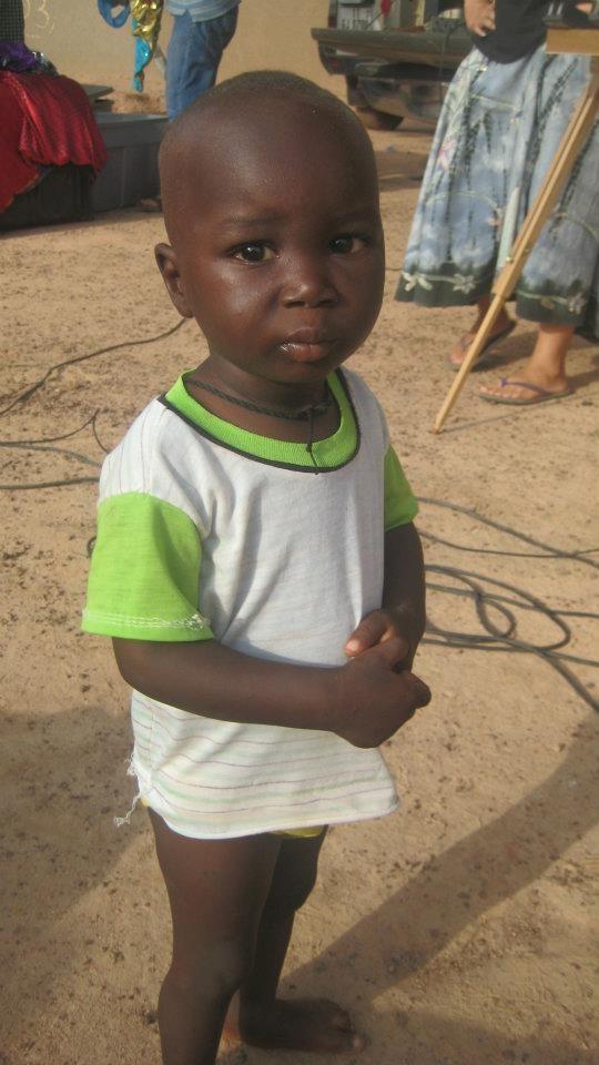 Burkina cutie, realimpact.com